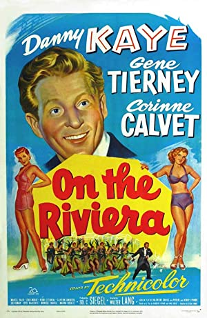 Movie On the Riviera (1951)