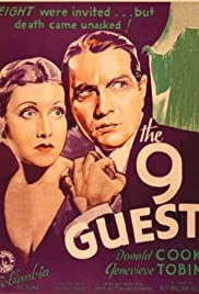 The Ninth Guest (1934) Poster - Movie Forum, Cast, Reviews