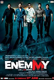 Enemmy (2013) Poster - Movie Forum, Cast, Reviews