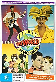 Around the World in Eighty Ways Poster