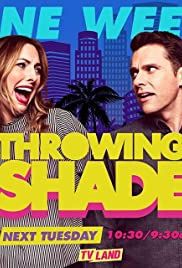 Throwing Shade Poster
