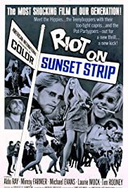 Riot on Sunset Strip (1967) Poster - Movie Forum, Cast, Reviews