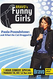 Paula Poundstone: Look What the Cat Dragged In Poster