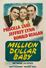 Million Dollar Baby (1941) Poster - Movie Forum, Cast, Reviews