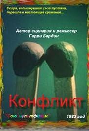 Konflikt Poster