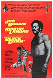 Black Gunn (1972) Poster - Movie Forum, Cast, Reviews