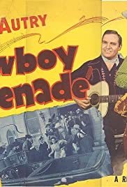 Cowboy Serenade Poster