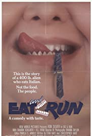 Eat and Run (1987) Poster - Movie Forum, Cast, Reviews