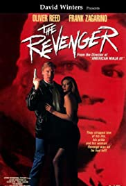 The Revenger (1989) Poster - Movie Forum, Cast, Reviews