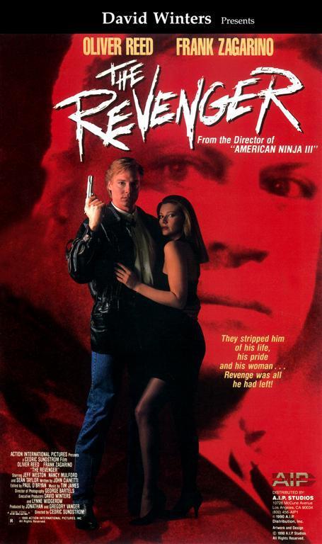 image The Revenger Watch Full Movie Free Online
