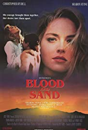 Blood and Sand(1989) Poster - Movie Forum, Cast, Reviews