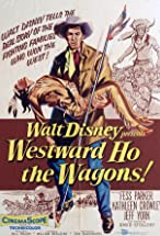 Primary image for Westward Ho, the Wagons!