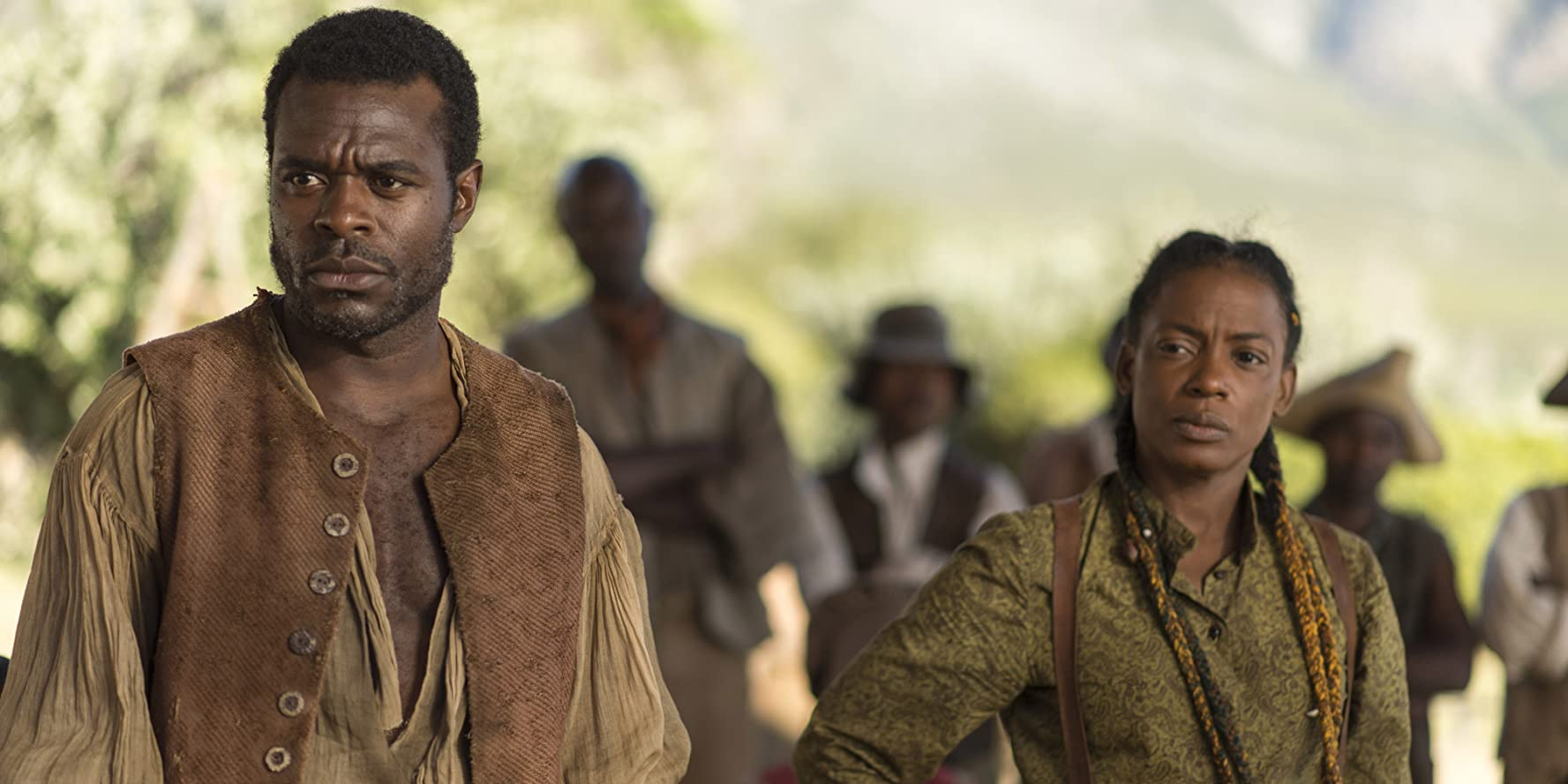 The Books of Negroes 한 장면