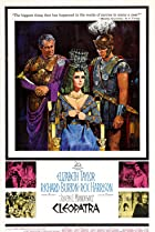 Cleopatra (1963) Poster