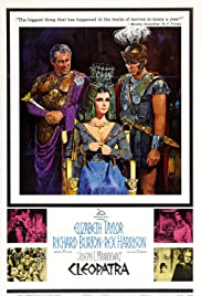 Cleopatra (1963) Poster - Movie Forum, Cast, Reviews