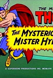 The Mysterious Mister Hyde Poster