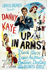 Up in Arms(1944) Poster - Movie Forum, Cast, Reviews