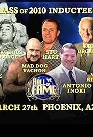 WWE Hall of Fame 2010 Poster