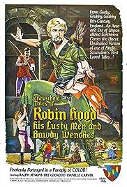 The Erotic Adventures of Robin Hood Poster