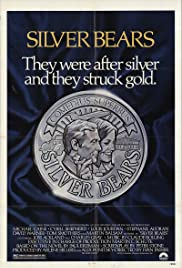 Silver Bears Poster