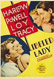 Libeled Lady (1936) Poster - Movie Forum, Cast, Reviews