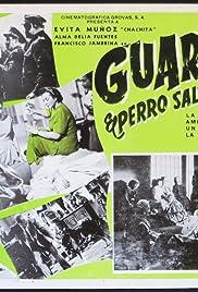 Guardián, el perro salvador Poster