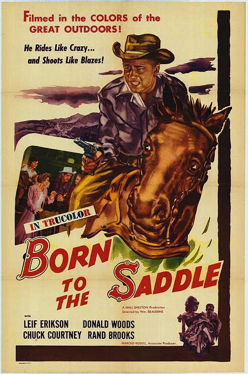 Image Born to the Saddle Watch Full Movie Free Online