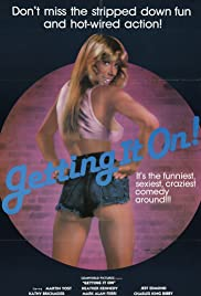 Getting It On(1983) Poster - Movie Forum, Cast, Reviews