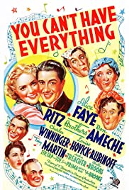 You Can't Have Everything Poster