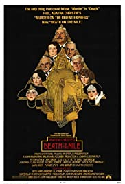 Death on the Nile (1978) Poster - Movie Forum, Cast, Reviews