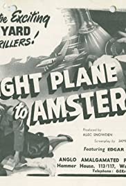 Night Plane to Amsterdam Poster