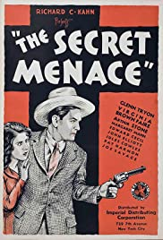 The Secret Menace Poster
