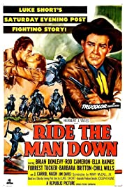 Ride the Man Down Poster