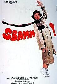 Sbamm! Poster