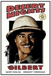 Desert Nights (1929) Poster - Movie Forum, Cast, Reviews