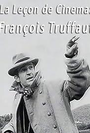 La leçon de cinéma: François Truffaut Poster
