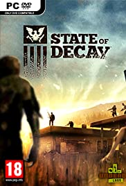 State of Decay (2013) Poster - Movie Forum, Cast, Reviews