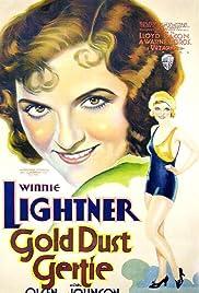 Gold Dust Gertie Poster