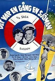 Det var en gång en sjöman Poster
