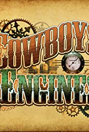 Cowboys & Engines Poster
