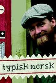 Typisk norsk Poster