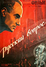 Russkiy vopros Poster