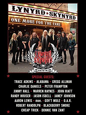 One More for the Fans! Celebrating the Songs & Music of Lynyrd Skynyrd (2015)