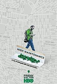 High Maintenance Poster - TV Show Forum, Cast, Reviews