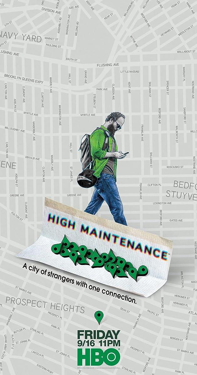 High Maintenance (TV Series 2016– )