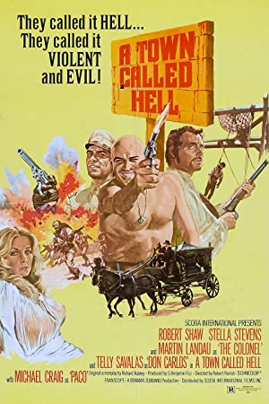 A Town Called Hell (1971) online sa prevodom