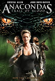Anacondas: Trail of Blood (2009) Poster - Movie Forum, Cast, Reviews