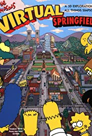 The Simpsons: Virtual Springfield (1997) Poster - Movie Forum, Cast, Reviews