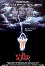 The Witches of Eastwick (1987) Poster - Movie Forum, Cast, Reviews