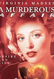 A Murderous Affair: The Carolyn Warmus Story (1992) Poster - Movie Forum, Cast, Reviews